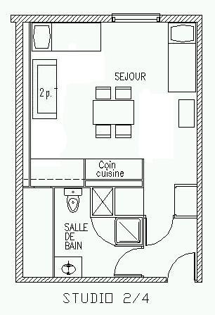 Plan de studio gratuit - Plan de studio avec mezzanine ...